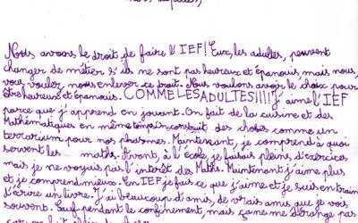 L-A. (10 ans), Limoges